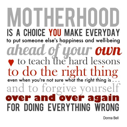 Dear Moms-Lets Inspire notIntimidate.